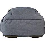 Рюкзак подростковый GoPack Сity 171-2 зеленый go21-171l-2, фото 6
