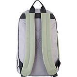 Рюкзак підлітковий GoPack Сity 173-3 сірий, хакі go21-173l-3, фото 3