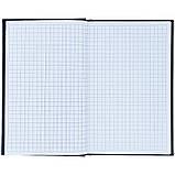 Книга записная твердая обкл. в клетку А6, 80арк. в клеточку DC-2 dc21-199-2, фото 4