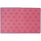 Щоденник шкільний, тверда обкл. в клітинку PU, Elephant k21-264-4, фото 5