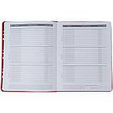 Щоденник шкільний, тверда обкл. в клітинку PU, Rock k21-264-5, фото 4