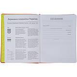 Дневник школьный, мягкая обкл. в клеточку PU, Fox k21-283-4, фото 2