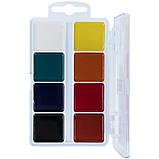 Краски акварельные, без кисточки, 8 цветов Hello Kitty hk21-065, фото 2