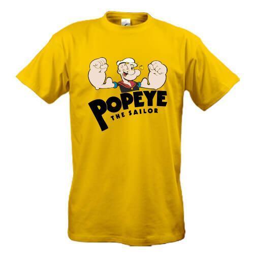 Футболка Popeye (2)