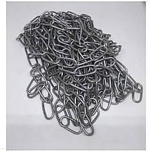 Ланцюг сталевий 3 мм.*10м., 15 шт./уп.
