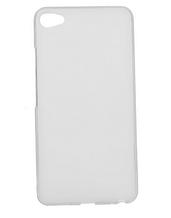 Чехол бампер для Meizu U20 прозрачный