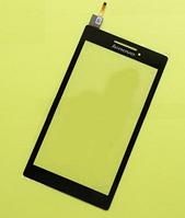 Оригинальный тачскрин / сенсор (сенсорное стекло) для Lenovo Tab 2 A7-10 A7-10F A7-20 A7-20F (черный цвет)