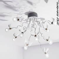 Интерьерный потолочный светильник Ingo Maurer, фото 1