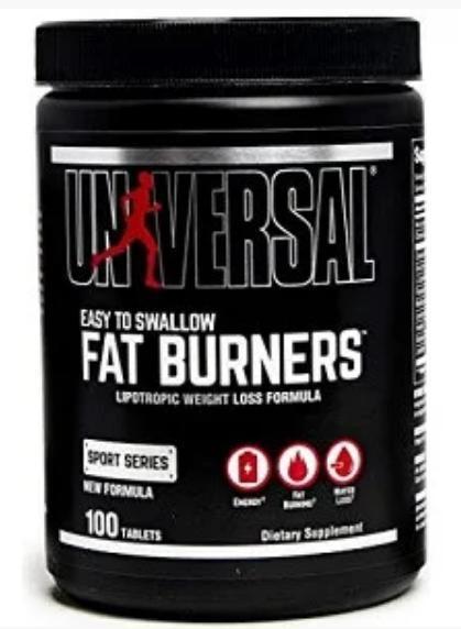 Сжигатель жира FAT BURNERS E/S 100 таблеток
