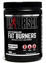 Жіросжігателі для схуднення FAT BURNERS E/S 100 таблеток
