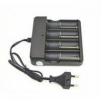 Зарядний пристрій Md-484a для 4-х акумуляторів типу 18650, 14500, 16340, 10440, 26650