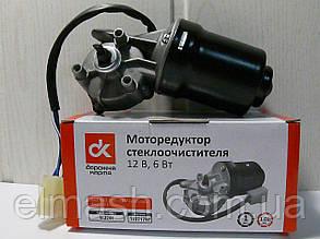 Моторедуктор склоочисника ВАЗ 2101-07, 2121 12В 6Вт <ДК>