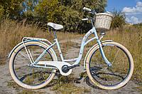 Велосипед VANESSA Vintage 28 Sky Blue