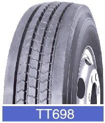 295/80R22.518PR TT698 156/150L Шины рулевые Transtone