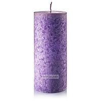 Лаванда свеча цилиндр 70х200мм ароматизированная 1 шт