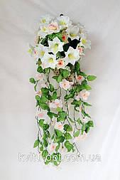 Подвеска Роза и лялия  80 см 4 расцветок