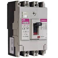 Автоматический выключатель EB2 125/3L 32А 3р (25кА), ETI, 4671022