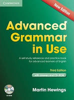 Грамматика с ответами «Grammar In Use» третье издание, Грамматика английского языка от Раймонда Мерфи.,