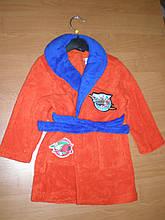 Дитячий халат для хлопчиків Sun City, 3-6років