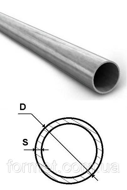 Труба нержавеющая  33,7*2,0 tig