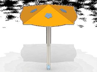 Грибок для песочницы P43