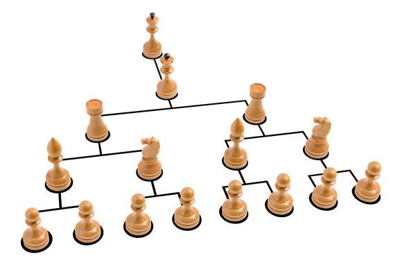 Разработка организационной структуры строительной компании