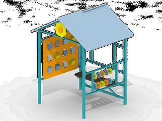Детский домик P62