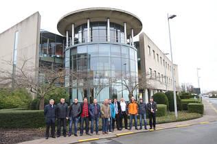 Посещение завода Daikin в Остенде ,Бельгия