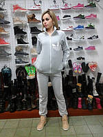 Cпортивный костюм женский адидас adidas трикотаж на молнии