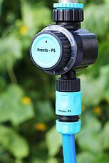 Таймер полива Presto-PS механический  до 120 минут (7735), фото 2