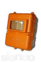 Ящик для газового счетчика пластиковый со стеклом G1.6 ; G2.5 ; G4