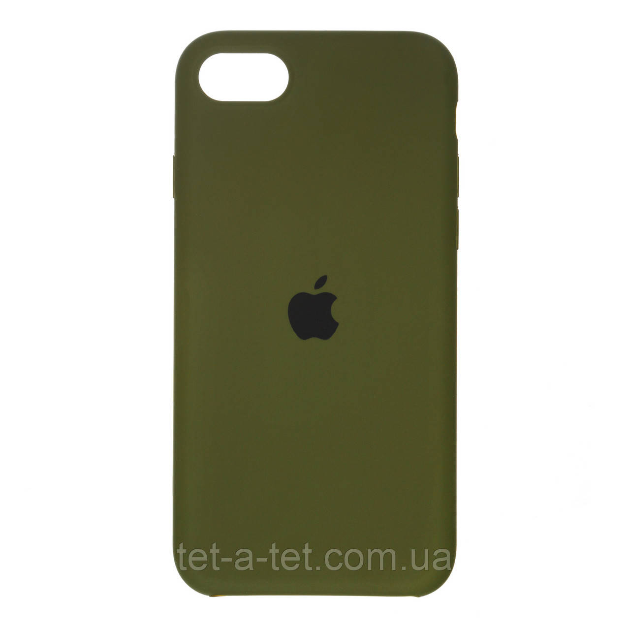 Чехол Silicone Case Original for Apple iPhone 7/8/SE 2020 (HC) - Virid Green