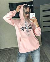 Женское стильное худи с капюшоном, фото 1