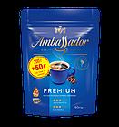 Кофе растворимый Ambassador Premium, пакет 250г, фото 2