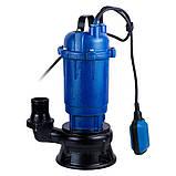 Aquatica WQDa15-16-2.0F (773383) Насос канализационный (2кВт Hmax 16м Qmax 400л/мин), фото 2