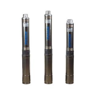 Скважинные электронасосы Насосы плюс оборудование Скважинный электронасос 100SWS 2-55-0,45 (муфта, кабель 2м)