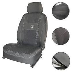 """Чехлы на сиденья Geely MK22011- / автомобильные чехлы Джили МК """"Nika"""""""