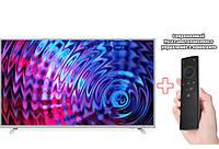 """Телевизор на стену с пультом Philips 32"""" Smart-TV/Full HD/DVB-T2/USB (1920×1080) Android 9.0"""
