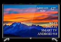 "Телевизор Thomson 42"" Smart-TV/Full HD/DVB-T2/USB (1920×1080) Android 9.0"