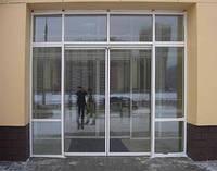 Автоматические двери в Киеве