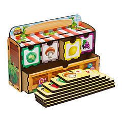 Волшебный комодик: Счет - 1 (перец, свекла, чеснок, капуста, лимон, виноград, арбуз и гриб)