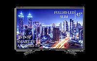 """Телевізор JVC 45"""" Smart-TV/Full HD/DVB-T2/USB Android 7.0, фото 1"""