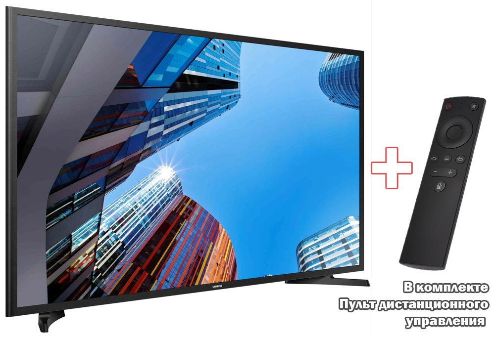 "Телевизор Samsung 24"" FullHD/DVB-T2/DVB-C SmartTV + Пульт Д/У"