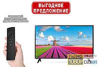 """Телевизор на стену LG 32""""/Smart TV/Пульт Д.У/FullHD/T2 ГАРАНТИЯ!"""