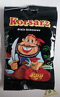 Драже кокосовые в шоколаде Пират 60 гр Poland