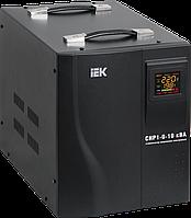 Стабілізатор напруги Home 12 кВА (СНР1-0-12) рел. перен. IEK