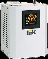 Стабілізатор напруги Boiler 0,5 кВА рел. настін. IEK