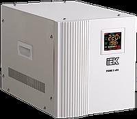 Стабілізатор напруги переносний Prime 5 кВА симіст. перен. IEK