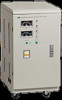 Стабілізатор напруги СНИ1-7 кВА ел-механ. однофазний IEK