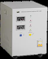 Стабілізатор напруги СНИ1-10 кВА ел-механ. однофазний IEK